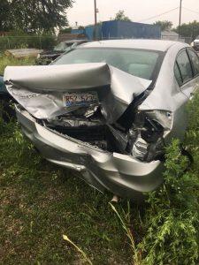 خسارت تصادف-بیمه بدنه
